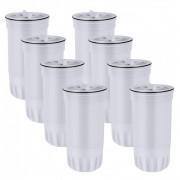 ZeroWater Waterfilter van Alapure Zero-Big / 8-Pack