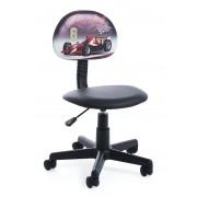 Scaun birou copii , rotativ si reglabil, Rider,