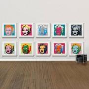"""Andy Warhol – Marilyn, """"Marilyn 10er-Set"""""""
