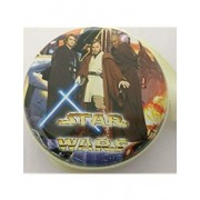 Round Hard Box for Ear Plug, Coins for Girls & Boys Star Wars