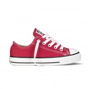 Converse Chuck Taylor All Star Ox rosse bambino