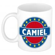 Shoppartners Voornaam Camiel koffie/thee mok of beker