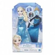 Papusa Frozen Elsa se schimba pentru Incoronare B5170