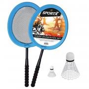 SportX Jumbo badminton set voor kinderen
