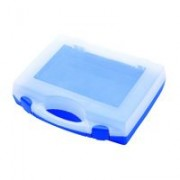 Cutie de plastic pentru capete chei tubulare Unior 981PBS1