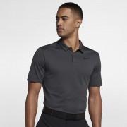 Nike Breathe Golf-Poloshirt in Standardpassform für Herren - Schwarz