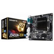 MB, GIGABYTE J3455N-D3H /Intel J3455/ DDR3/ Micro ATX