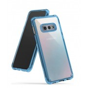 Protectie spate Ringke FUSION pentru Samsung Galaxy S10e Lite (Albastru)