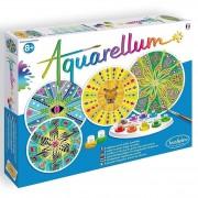 Set Aquarellum pentru pictură, Mandala Africana