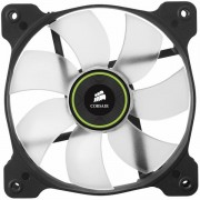 Corsair The Air Series SP 120 LED High Static Pressure Fan Cooling, Green, Dual Pack CO-9050032-WW