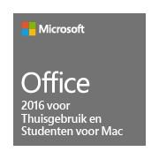 Office 2016 voor Thuisgebruik en Studenten voor Mac