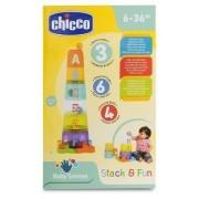 Chicco Ch Gioco Torre C/palline