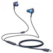 Слушалки Samsung ANC Type-C Earphones, Microphone, Black, EO-IC500BBEGWW