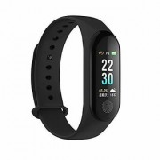 Omkart M3 Plus Waterproof Smart Band Heart Rate Monitor Fitness Activity Tracker with Calorie and Step Counter Pedometer