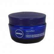 Nivea Rich Regenerating Night Care Dry And Sensitive Skin 50Ml Per Donna (Cosmetic)