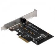 Adaptor Silverstone ECM21 de la port M.2 la PCI Express x4