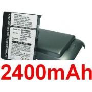 Batterie Haute Performance Double Capacite (2400mah) Pour Palm Treo 750 - 680 - 755
