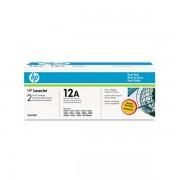 HP 12A DualPack Black Q2612AD