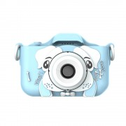 Kids Camera HD Digital Camera Cartoon Camera Cute Toys Kids Birthday Gift Toys Camera - Blue