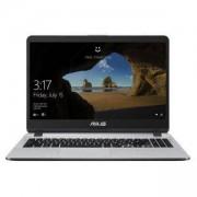 Лаптоп, Asus X507MA-EJ301, Intel Quad-Core Pentium N5000 (up to 2.7GHz, 4MB), 15.6 инча FHD (1920x1080) AG, Web Cam, 4GB DDR4, 90NB0HL1-M05530