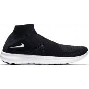 Nike Free Run Motion Flyknit W - scarpe running neutre - donna - Black