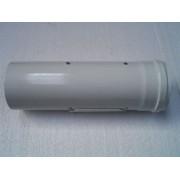 ellenörzõ egyenes idom kondenz átm: 80/125 PPs/Alu PAEE80125
