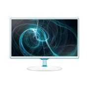 "Samsung T24D391EW monitor piatto per PC 59,9 cm (23.6"") Full HD LED Bianco"