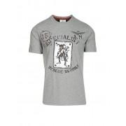 AERONAUTICA MILITARE T-Shirt grau L