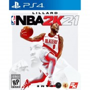Nba 2k21 Ps4 Original Sellado