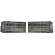 Catalyst 2960-XR, 48 x 10/100/1000 Ethernet, 4 x SFP, APM86392 600MHz dual core, DRAM 512MB, Flash 128MB, PoE 370W, IP Lite Cisco WS-C2960XR-48LPS-I