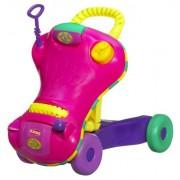Playskool Step Start Walk n Drive Pink