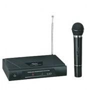 MEDHA Professional Vhf Series Wireless / Cordless Microphone (Wireless-Mic-Lane