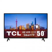 TCL Smart TV 50 Pulgadas Android TV Ultra HD 4K HDR LED WiFi 50A421