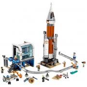 Lego City Weltraumrakete mit Kontrollzentrum 60228