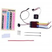ER Hobbywing QuicRun Dual Impermeable Pulido 60A ESC Para 1:8 Coche RC