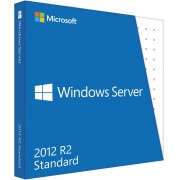 Microsoft Windows Server 2012 R2 Standard 64 Bit 1 PC Licenza ESD