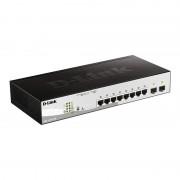 D-Link DGS-1210 Switch 10 Portas Gigabit