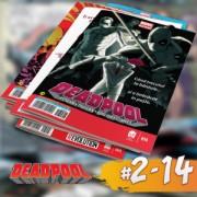 Pachet Deadpool 2 - 14