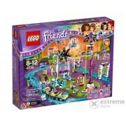 LEGO® Friends Parcul de distractii: Montagne russe (41130)