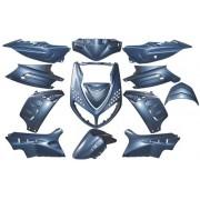Kappenset Special Peugeot Speedfight2 Grijsblauw 13delig