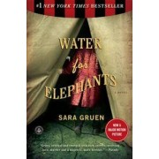 Algonquin Books Water for Elephants
