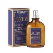 L'occitane eau de l'occitan pour homme eau de toilette 100 ml spray