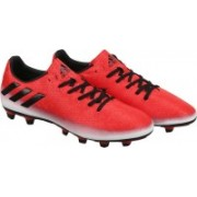 ADIDAS MESSI 16.4 FXG Football Shoes For Men(Red)