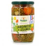Priméal Jardinière de légumes bio de France - Bocal verre 720ml