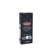 Capsule cafea Universal Caffe Eccelso 100% Arabica, compatibile NESPRESSO, 10 buc.