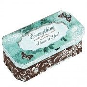 Everything In a Friend I Have in You Musical Jewelry Box Plays That's What Friends are For by Cottage Garden