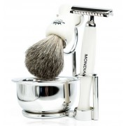 Mondial 1908 Mondial Baylis Shaving Set III Safety Razor