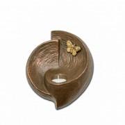 Kleine Keramische Wand Art Urn Vrij Zijn (0.75 liter)