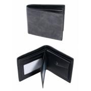 Мъжко портмоне в сив цвят