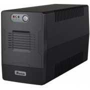 UPS PowerMust 1500EG Line Interactive Schuko 1500VA/900W